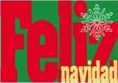 Feliz Navidad (Happy Christmas) Gift Voucher