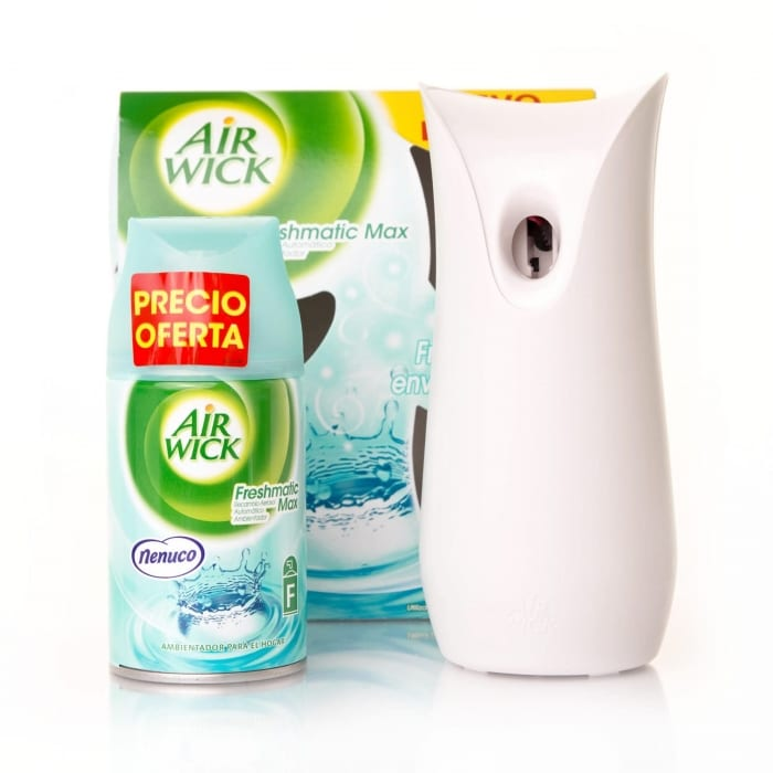 Airwick Freshmatic Dispenser - Nenuco