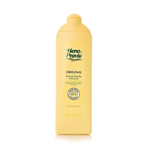 Heno de Pravia Shower Gel