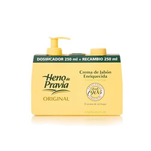 Heno de Pravia Liquid Soap