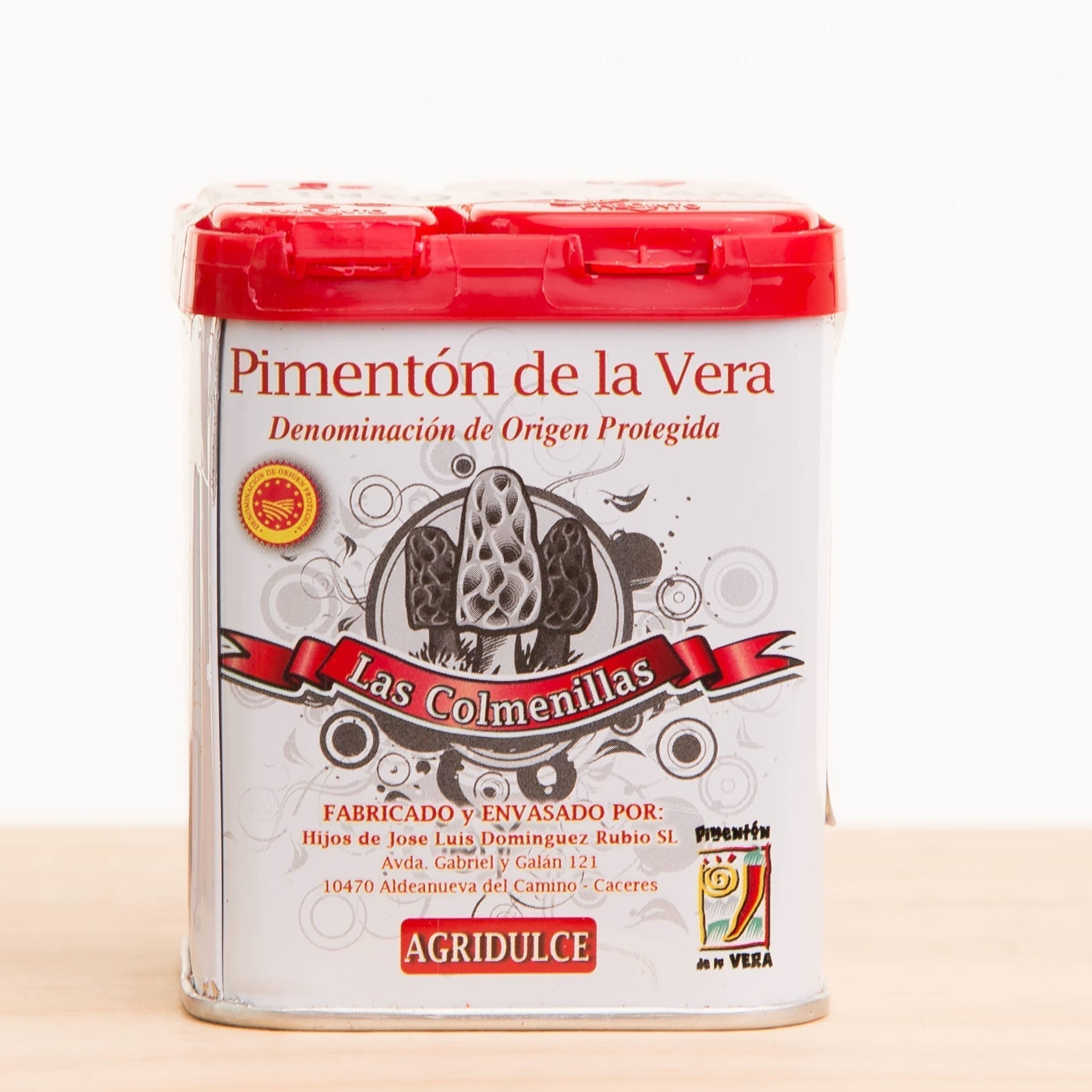 Paprika De La Vera - Agridulce (Bitter/Sweet)