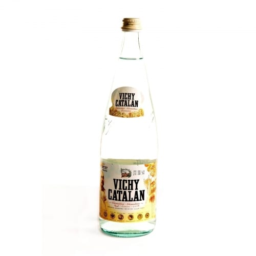 Vichy Catalan Water