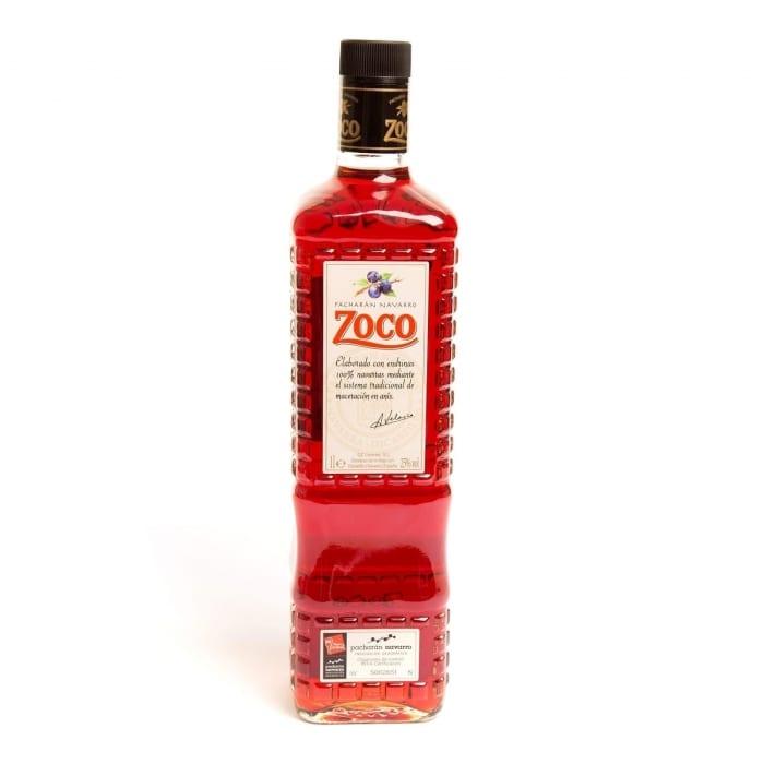 Pacharan Zoco - 1ltr Bottle