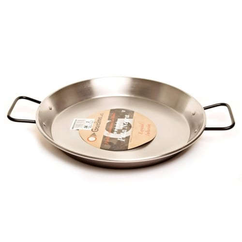 Induction Paella Pan - 34cm