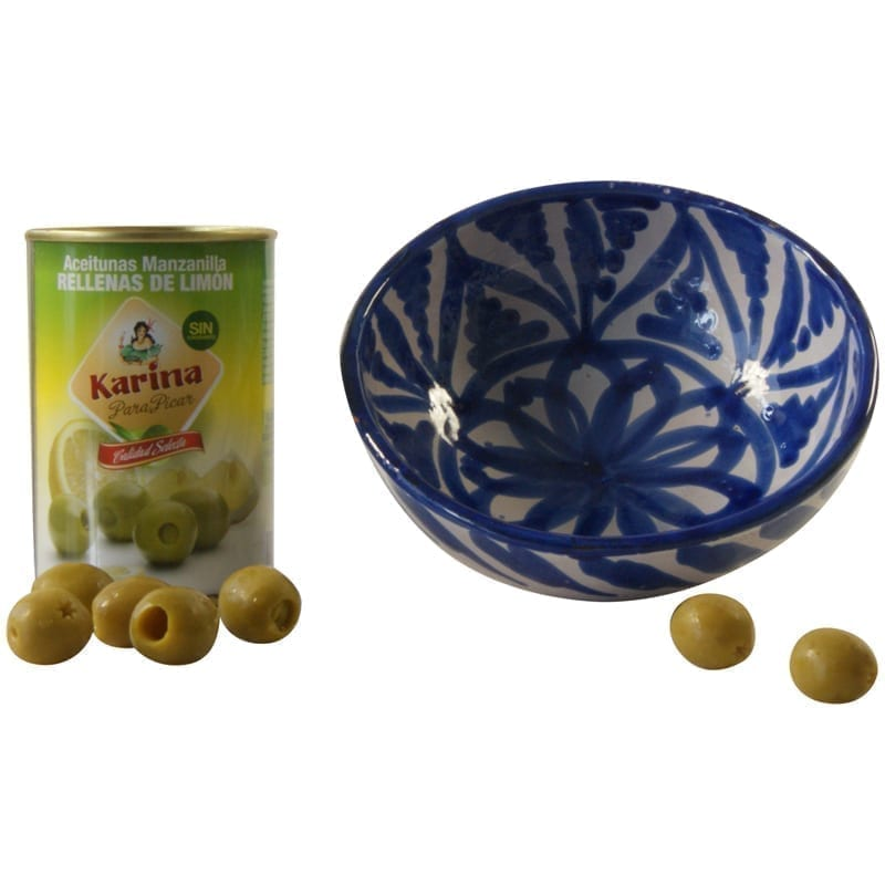 Olives and Bowl