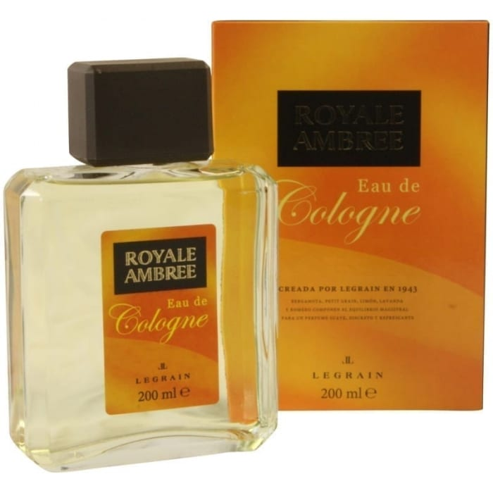 Royale Ambree Eau De Cologne 200ml