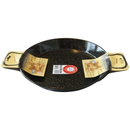Paella Pan Enamelled - 6 Person