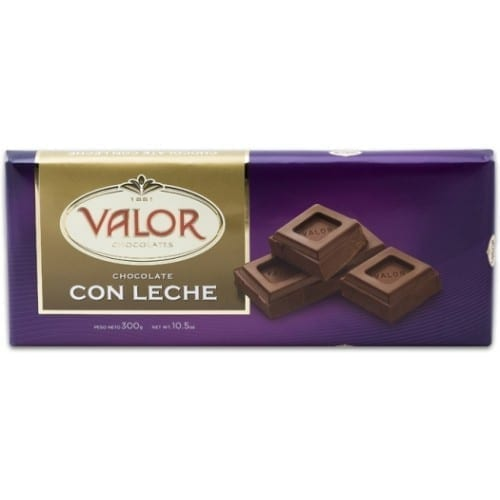 Valor Milk Chocolate