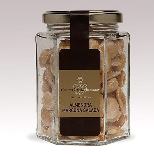 Salted Almonds - Marcona