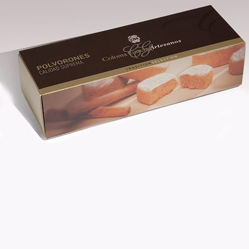 Polvorones - Spanish Biscuits