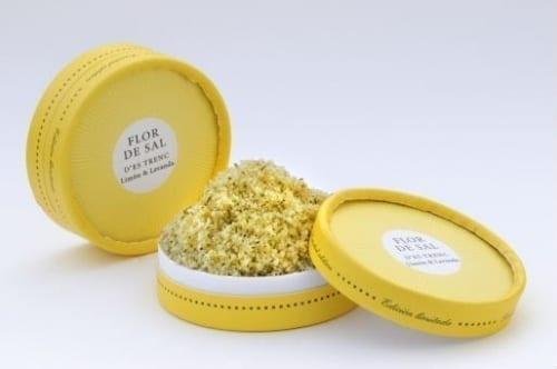 Flor de Sal d'Es Trenc - Lemon & Lavender
