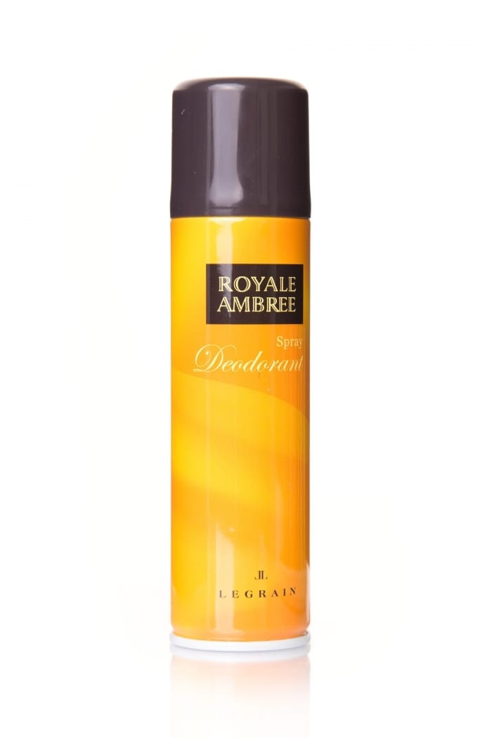 Royale Ambree Deodorant