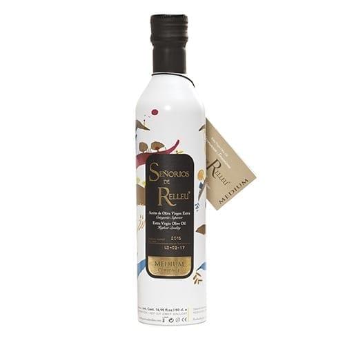 Señorios De Relleu  Extra Virgin Olive Oil - Organic