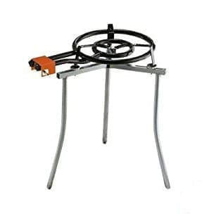 Paella Burner and Stand