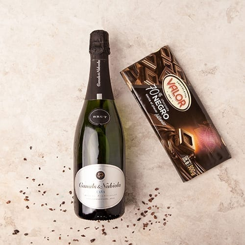 Cava and Chocolate