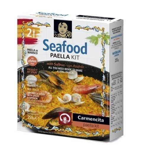 Paella Kit Seafood