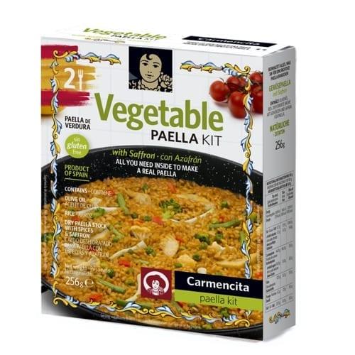 Paella Kit Vegetable