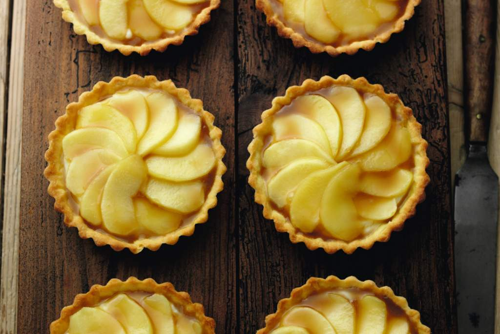Pure Spain - Rick Stien - Apple Tarts