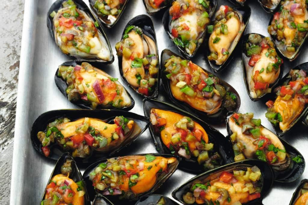 Pure Spain - Rick Stien - Mussels